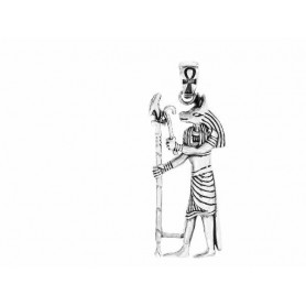 COLGANTE PLATA EGIPCIO FARAON