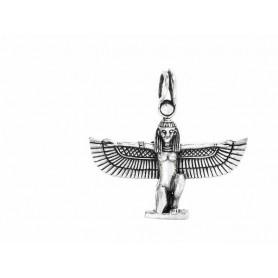 COLGANTE PLATA EGIPCIO DIOSA ISIS